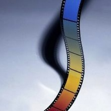 Rainbow Film Strip